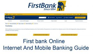 First Bank - Internet And Mobile Banking | First Bank Online