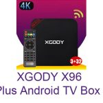 XGODY – XGODY X96 Plus Android TV Box