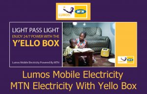 MTN Lumos - Electricity With MTN Yello Box | MTN Solar