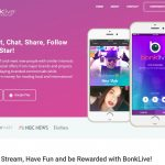 BonkLive – Social Live Streaming App | iOS & Android