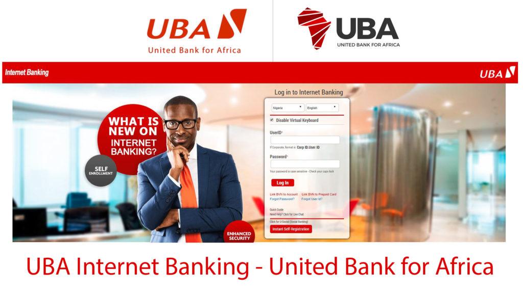 UBA Internet Banking