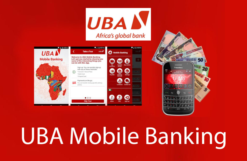 UBA Mobile Banking  - Download UBA Mobile App   Android, iOS & Blackberry