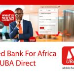 UDirect – United Bank For Africa | UBA Direct