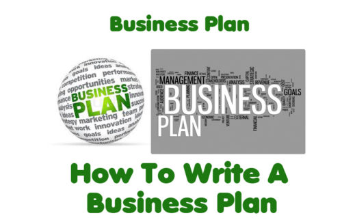 Business Plan - How To Write A Business Plan   Marketing Plan Format