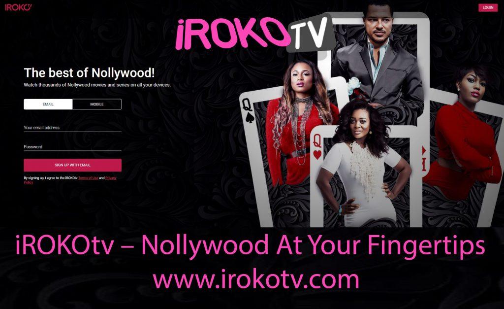 iROKOtv – Nollywood At Your Fingertips | iRokotv App
