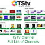 TSTV Channel –  Full List of Channels