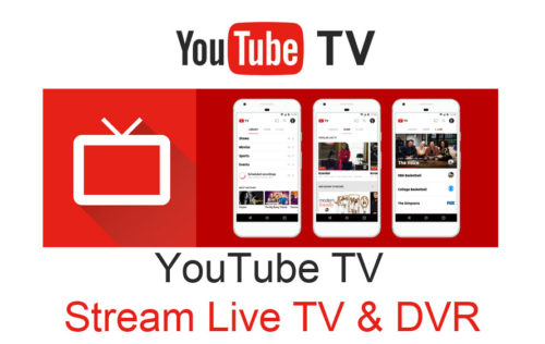 YouTube TV - How to Stream Youtube TV Channels   Youtube Tv Live