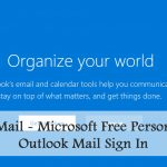 Outlook Mail – Microsoft Free Personal Email   Outlook Mail Sign In