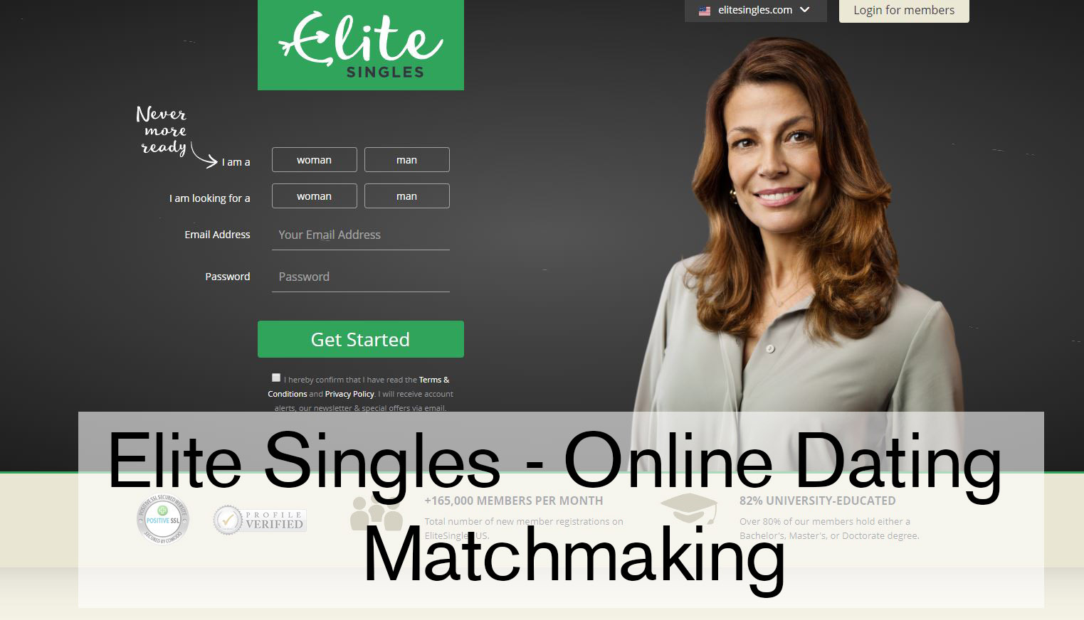Elite Singles - Online Dating | Matchmaking
