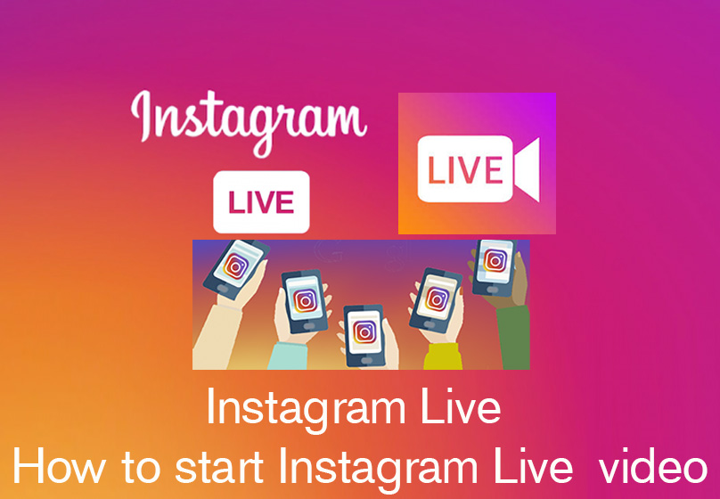 Instagram Live - How do you start a Live Video on Instagram | Instagram Live Streams