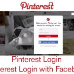 Pinterest Login – Pinterest Login with Facebook