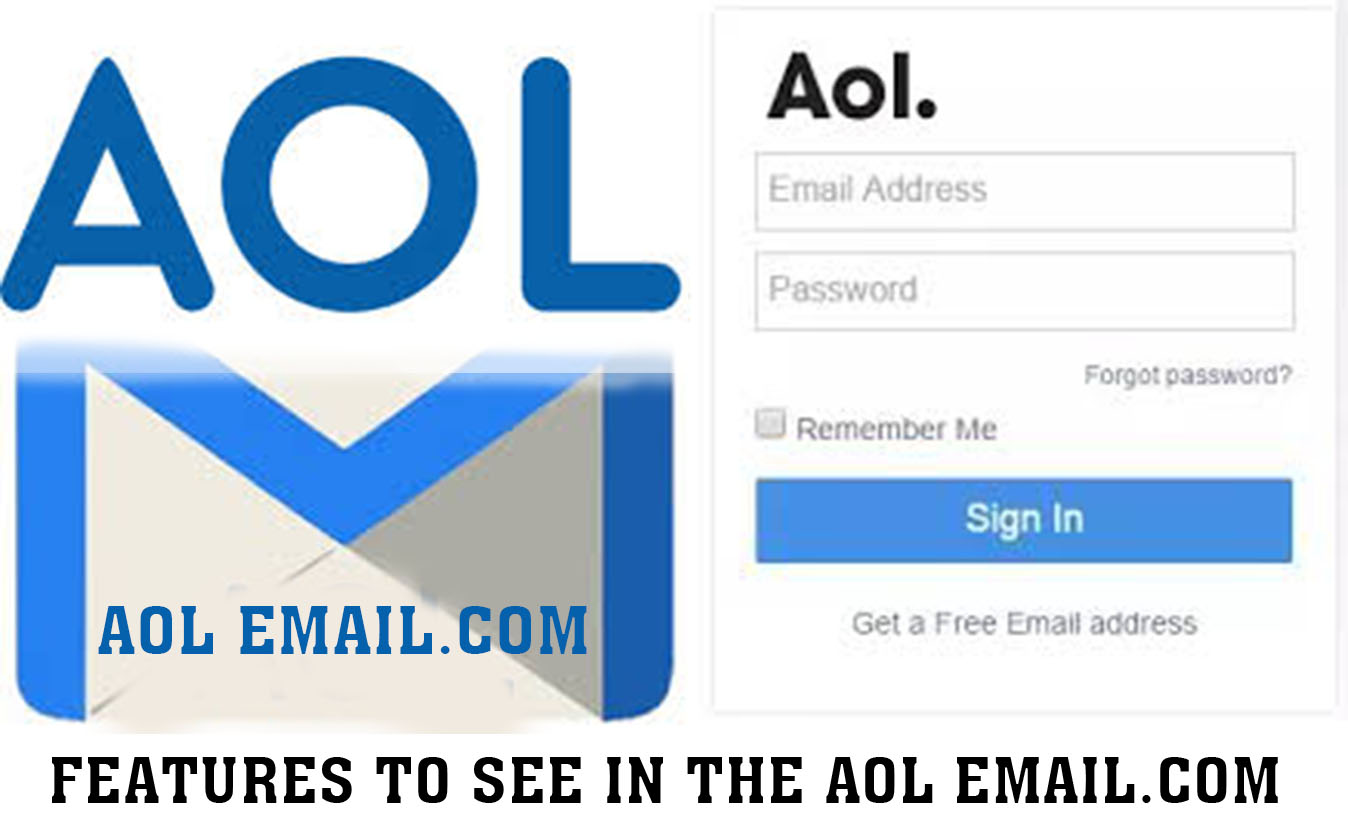 AOL Email.com – Features To See In The AOL Email.com