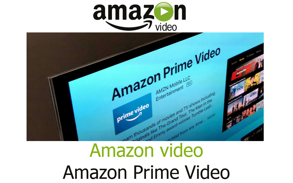prime video login