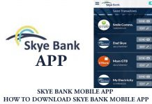 Skye Bank Mobile App - How to Download Skye Bank Mobile App