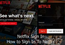 Netflix Sign In - How to Sign In To Netflix