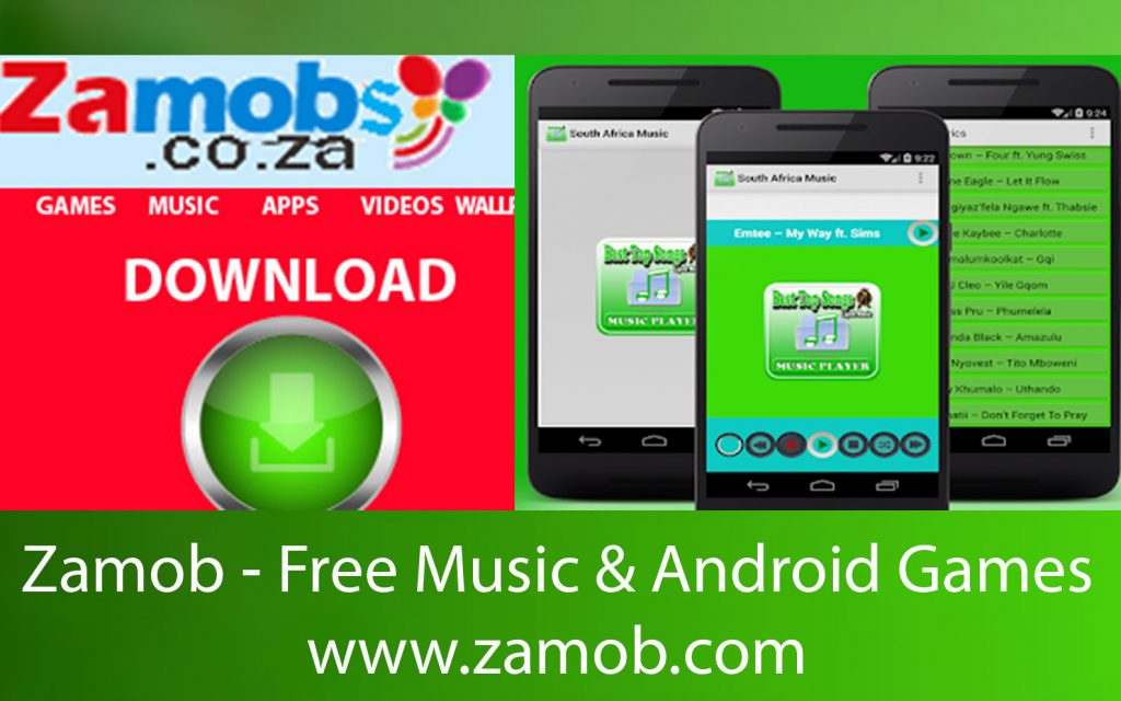 Zamob - Free Music, Apps, Videos & Android Games | www.zamob.com