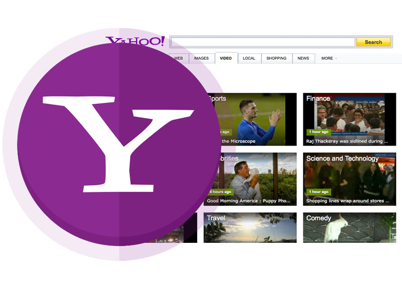 Yahoo Video Search - Search For Video With Yahoo Search Engine