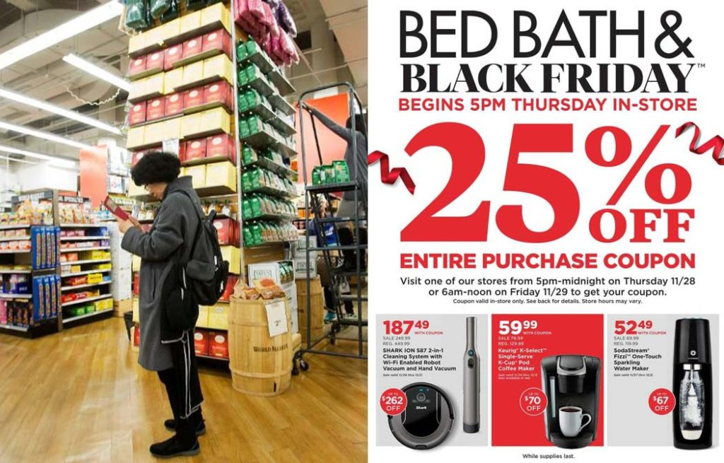 Bed Bath & Beyond Black Friday 2019 - Bed Bath and Beyond Black Friday Deals
