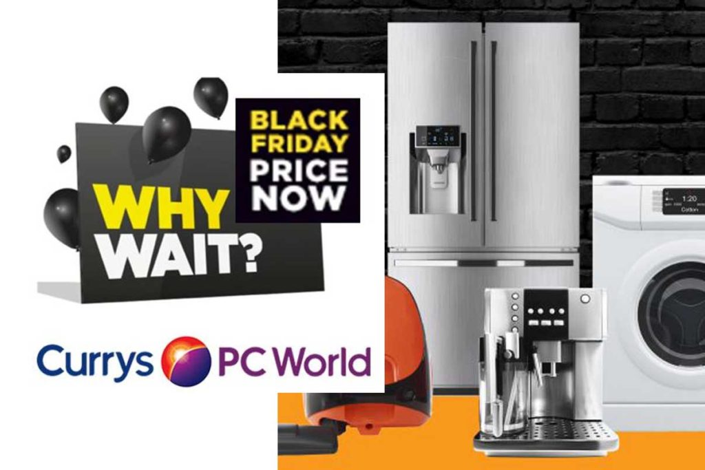Currys Black Friday Deals 2019 - Black Friday Deals and Sale