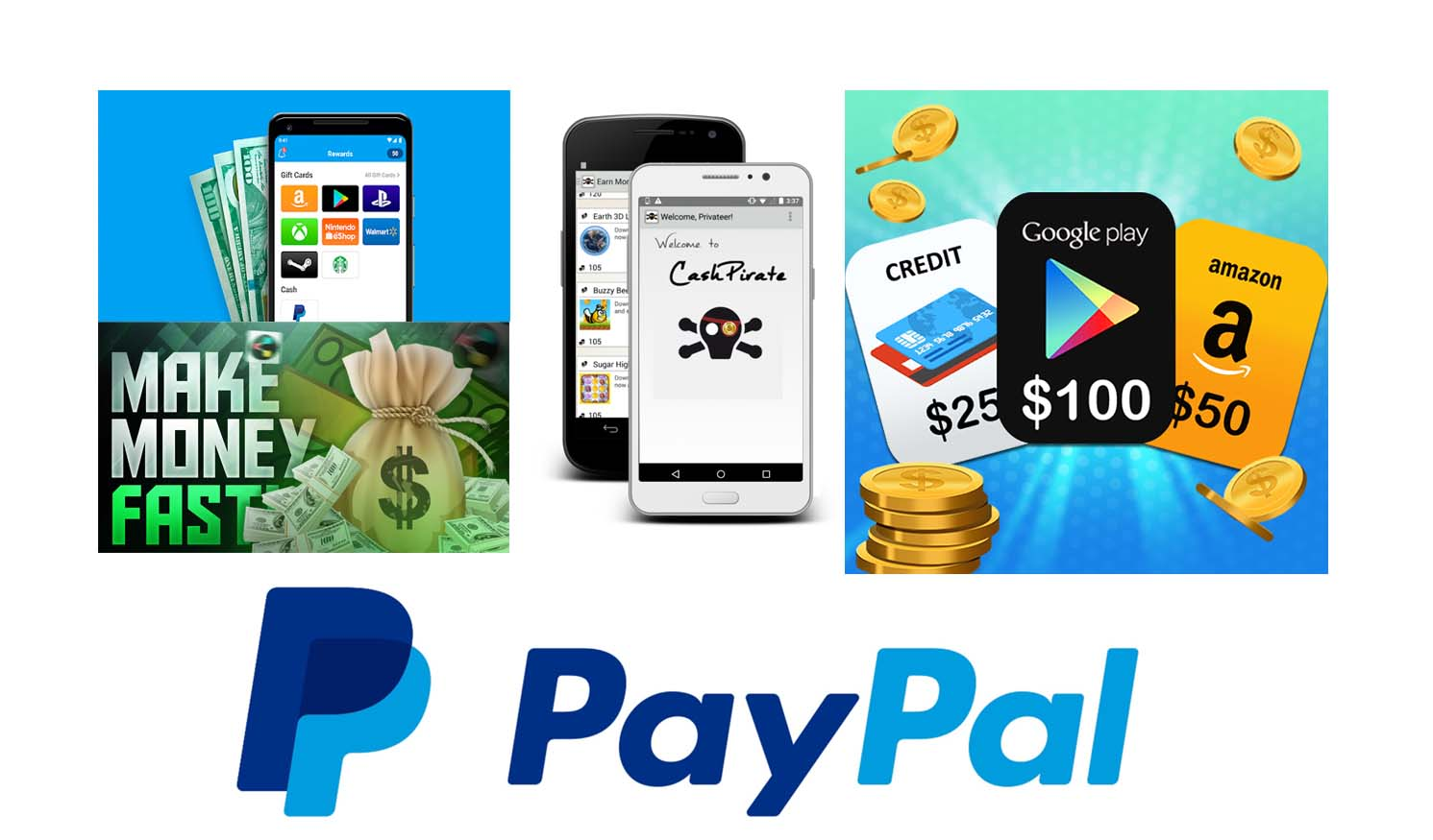 Earn Money By Playing Games Paypal