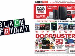 GameStop Black Friday - Black Friday on GameStop