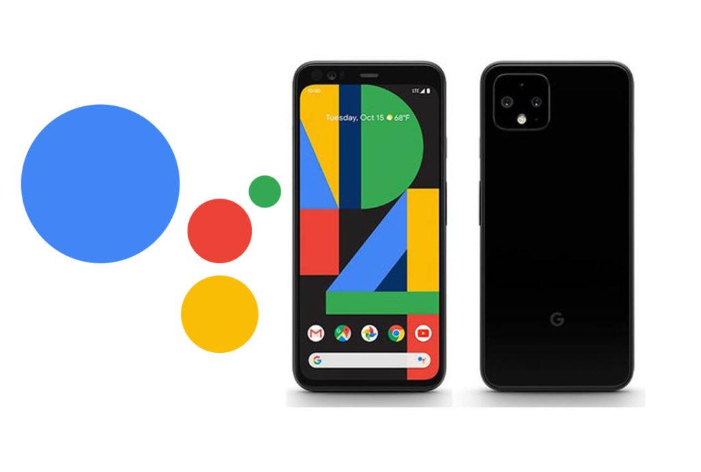 Google Assistance on Pixel 4 - Google Assistance