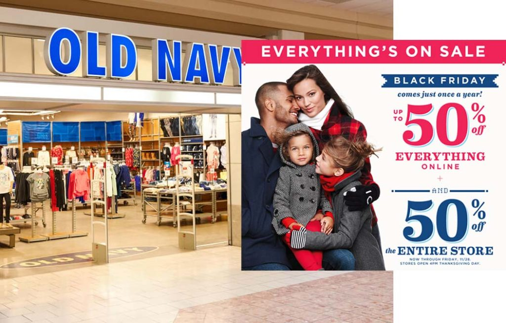 Old Navy Black Friday 2019 - Old Navy Black Friday Sale