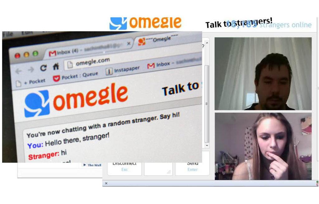 Omegle.com - Talk to Strangers    Free Random Video Chat