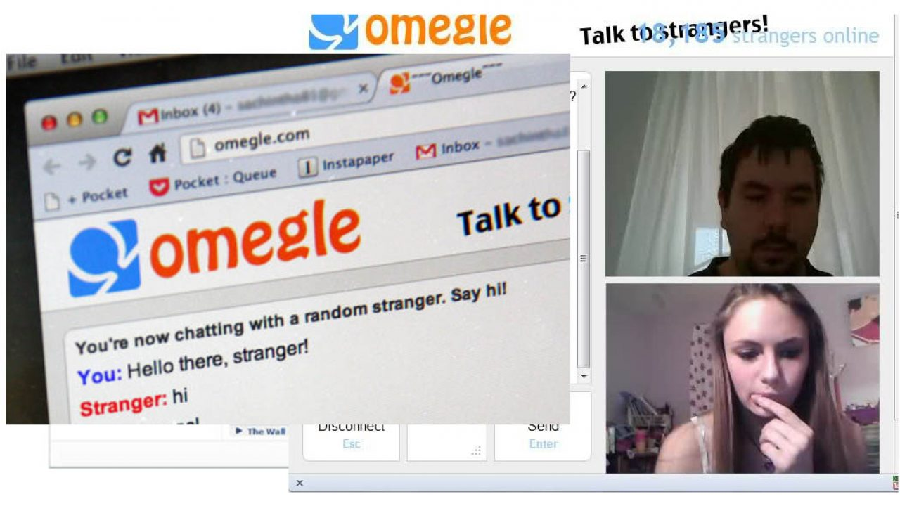 Omegle chat online