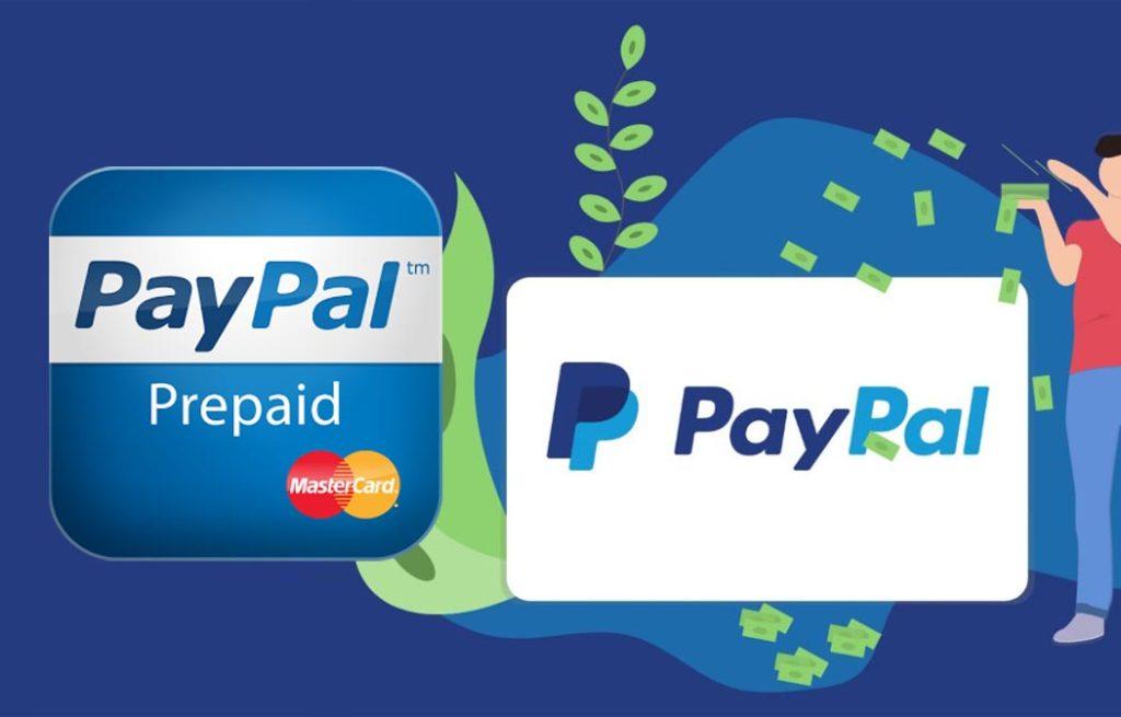 PayPal Prepaid - PayPal Prepaid Card