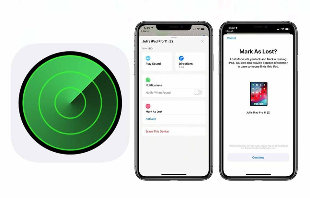 Find My Phone Apple - How do I Locate My Apple Phone