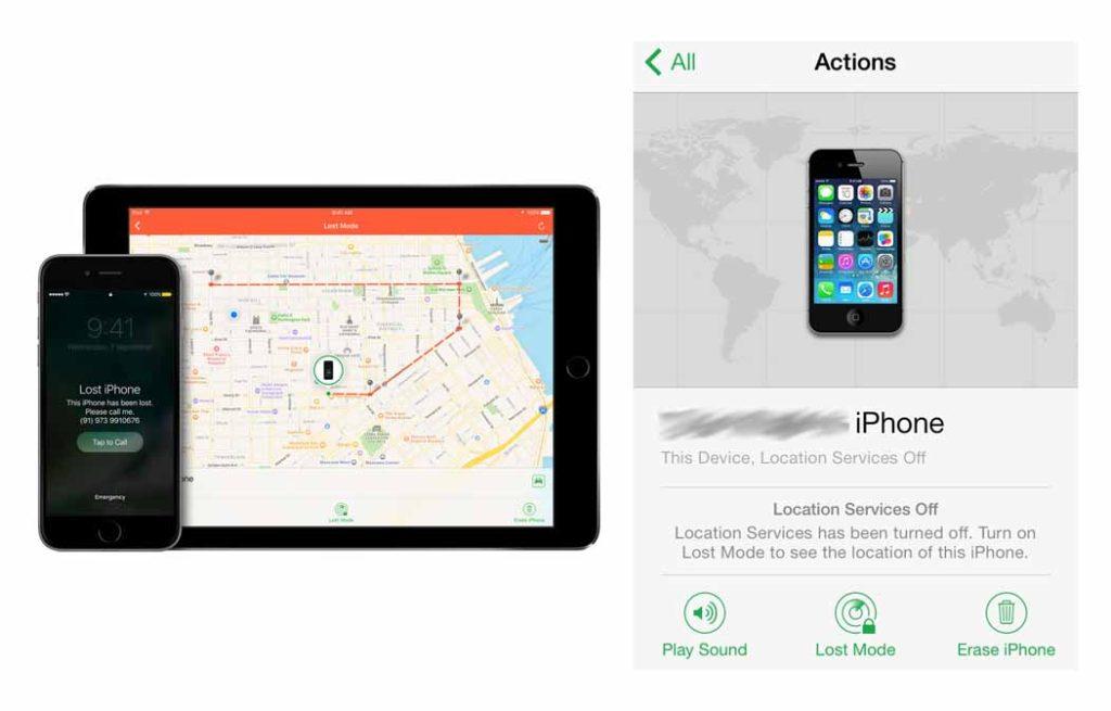 Find My iPhone Online - Find My iPhone Offline