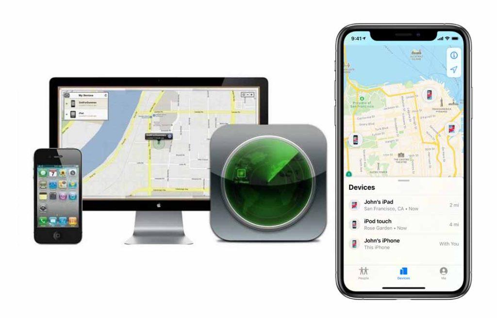 Find My iPhone on Mac - Find My Mac