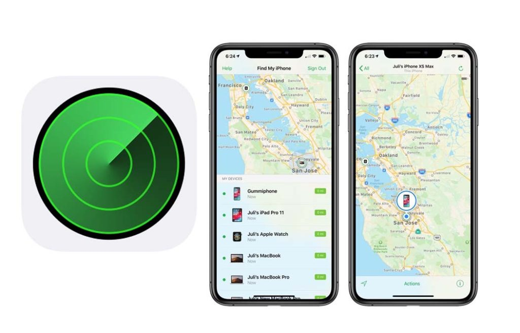 Lost My iPhone - Track Down My Lost iPhone