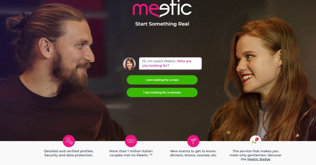 Meetic.it - Sign up to Meetic Online Dating | Meetic