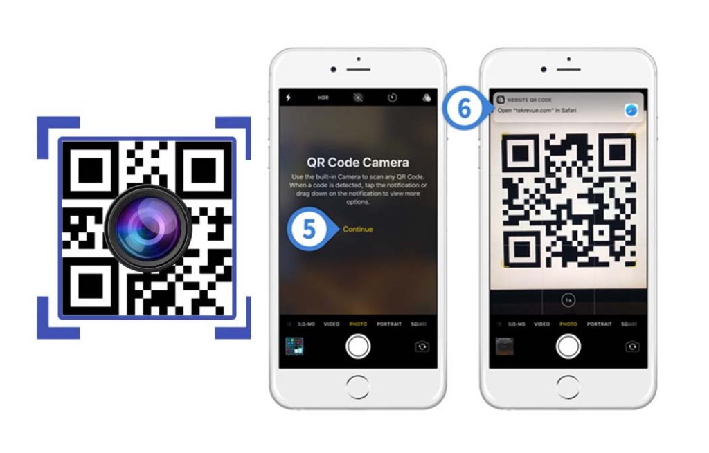 QR Code iPhone - How to Scan Barcode with iPhone