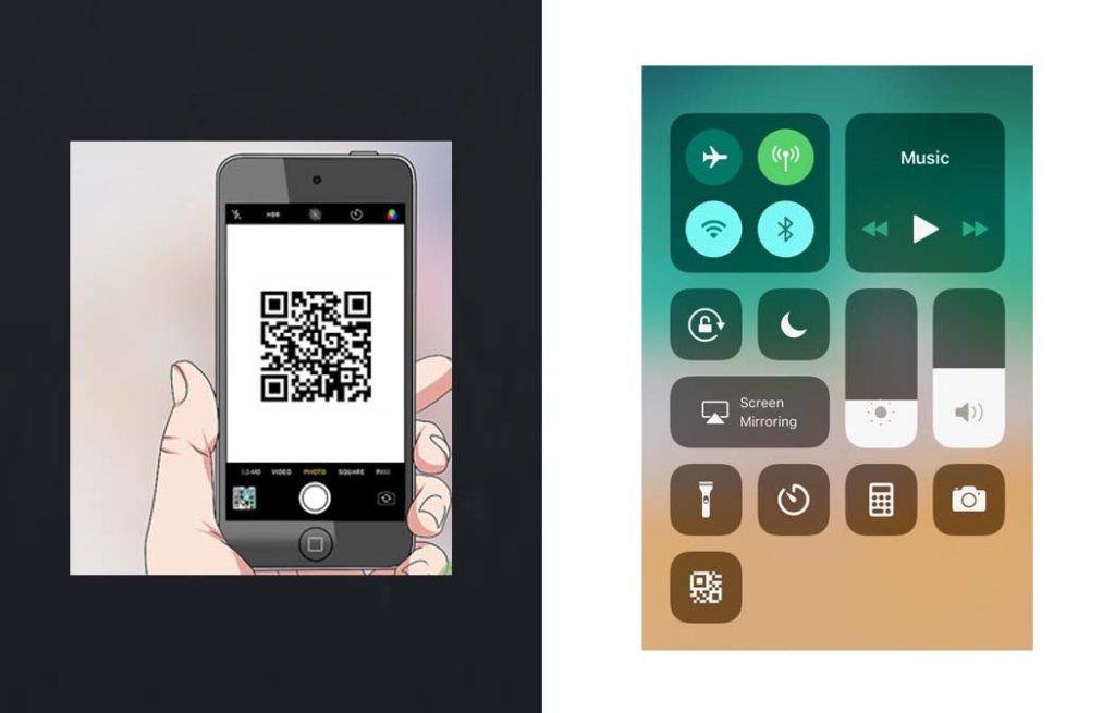 Scan QR Code iPhone - QR Scanner iPhone