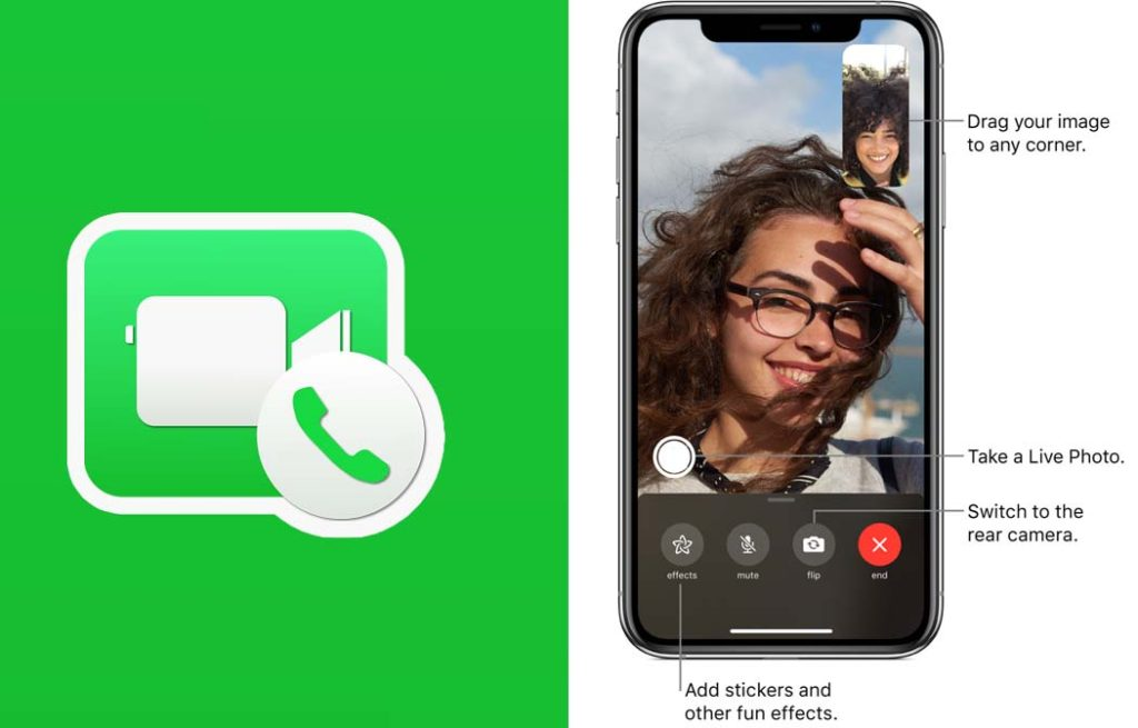 What is Facetime - What is Facetime in iPhone | Facetime Call