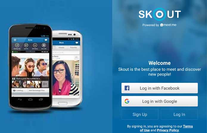 Skout Sign Up - Create Skout Account | Skout Dating