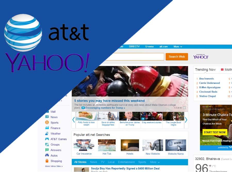 AT&T Yahoo News - ATT Yahoo News   ATT Yahoo Mail