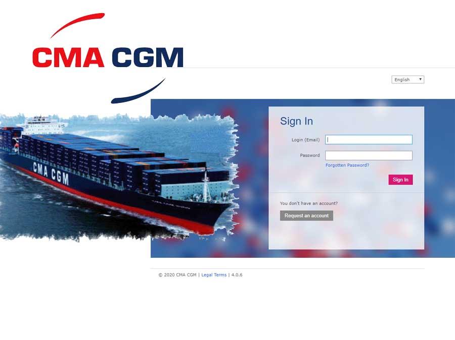 CMA CGM Login - CMA CGM Booking Login | CMA CGM