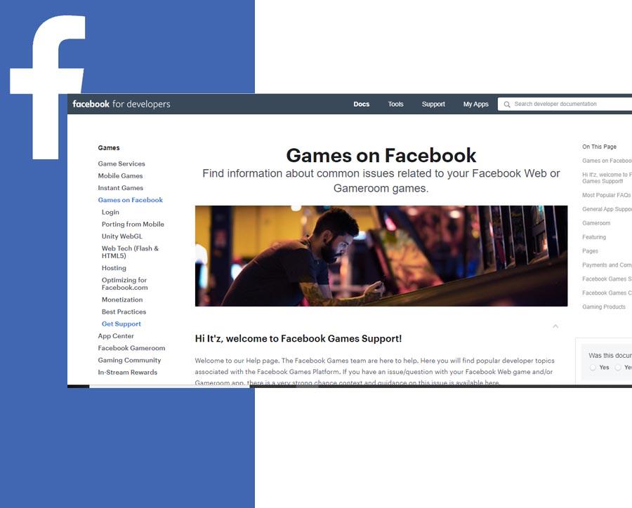 Facebook Game Support - Facebook Gaming Support | Facebook Games