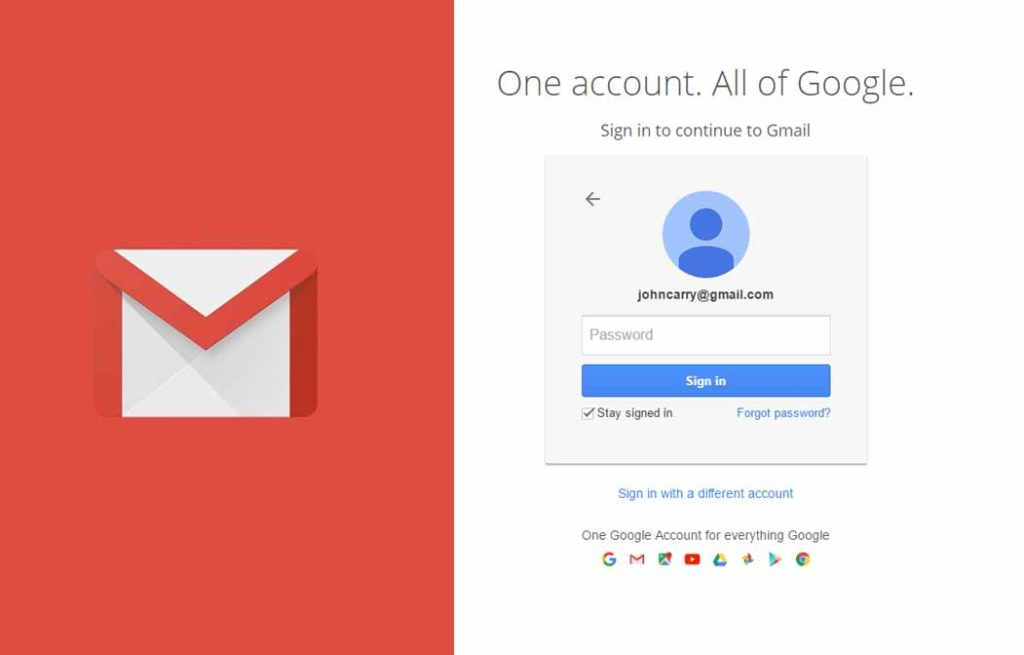 Gmail Login Another Account - Gmail Sign In Another Account