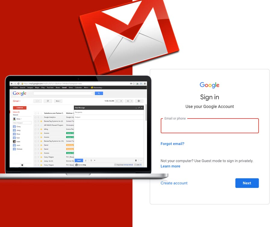 Gmail Sign In Computer - Gmail Sign in to Computer | Gmail Sign In Desktop
