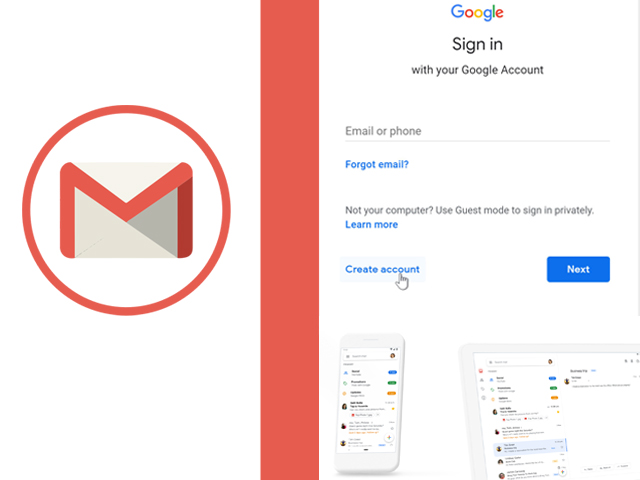 Google Gmail Sign In - Google Gmail Account | Gmail Account Login