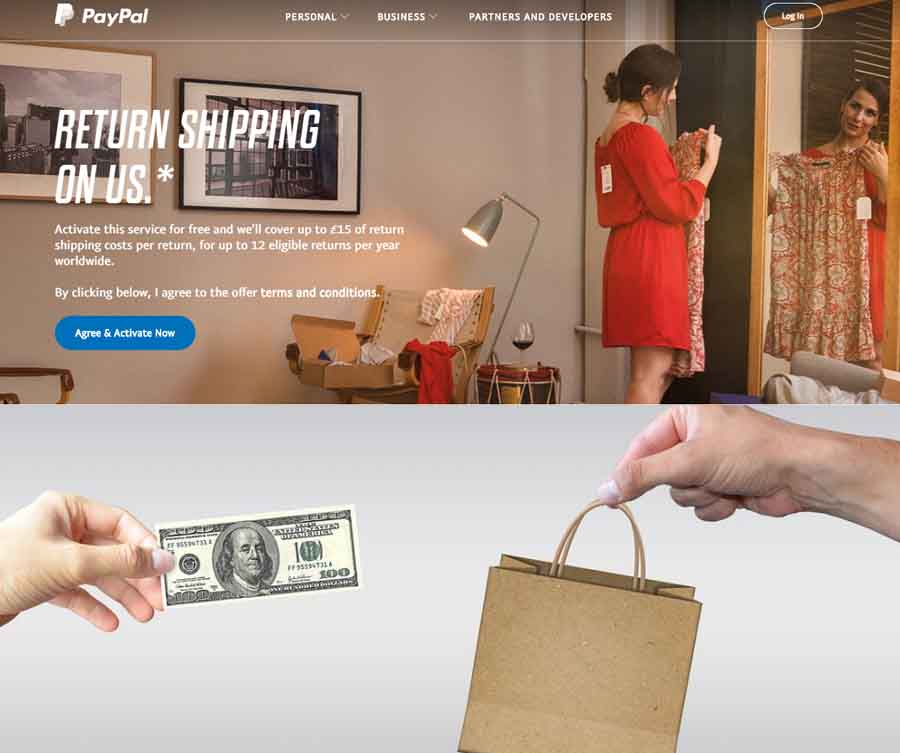 PayPal Returns - Return Shipping Refund | PayPal Returns on US