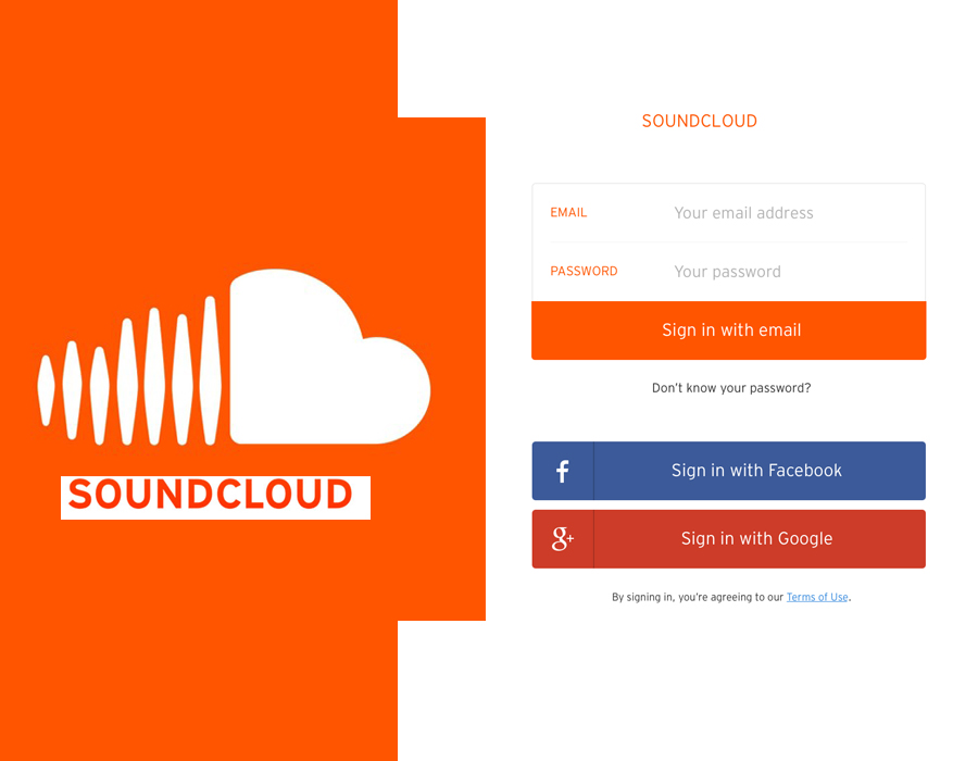 SoundCloud Login - SoundCloud Music | SoundCloud Login Online