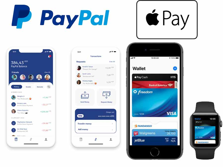 Use PayPal with Apple Pay - How to Add PayPal to Apple Pay