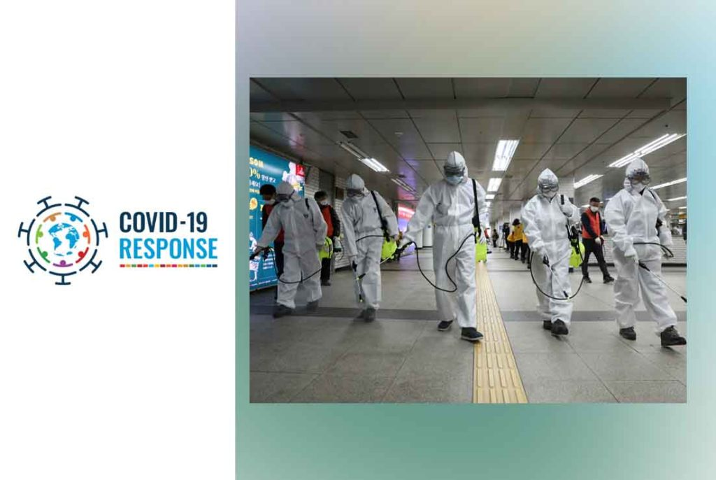 COVID-19 Outbreak - Protect Your Self and Others From COVID-19 |Symptoms of COVID