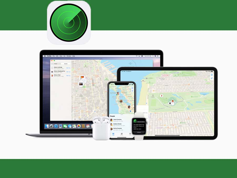 Find My iPhone App - How To Find Your Lost iPhone | Find My